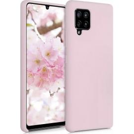 KW TPU Soft Flexible Rubber Samsung Galaxy A42 5G - Antique Pink Matte (53812.52)
