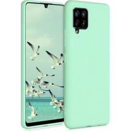 KW TPU Silicone Case Samsung Galaxy A42 5G - Mint Matte (53804.50)