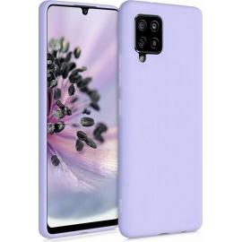 KW TPU Silicone Case Samsung Galaxy A42 5G - Lavender (53804.108)