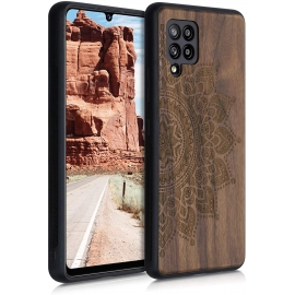 KW Wooden Case Samsung Galaxy A42 5G - Rising Sun (53815.01)