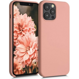KW TPU Soft Flexible Rubber iPhone 12 Pro Max - Grapefruit Pink (52644.199)