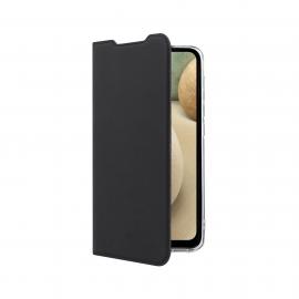 Vivid Book Case Samsung Galaxy A12 - Black (VIBOOK161BK)
