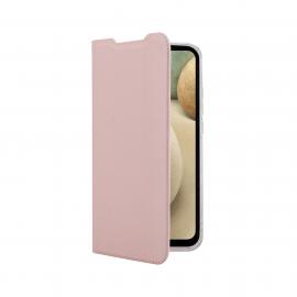 Vivid Book Case Samsung Galaxy A12 - Rose Gold (VIBOOK161RG)