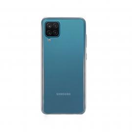 Vivid Gelly Case Samsung Galaxy A12 - Transparent (VIGELLY161TN)