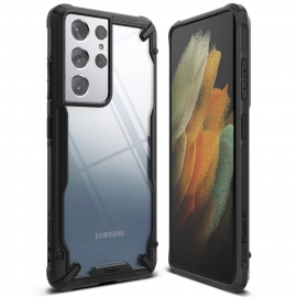 Ringke Fusion-X Samsung Galaxy S21 Ultra - Black