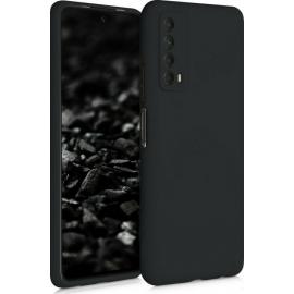 KW TPU Silicone Case Huawei P Smart 2021 - Black Matte (53674.01)