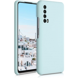 KW TPU Soft Flexible Rubber Silicone Case Huawei P Smart 2021 - Mint Matte (53632.50)