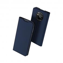 Dux Ducis Skin Pro Xiaomi Poco X3 NFC - Blue