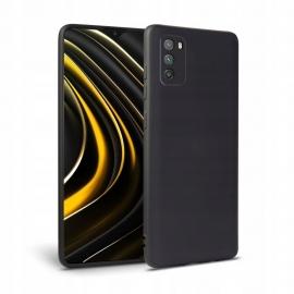 Tech-Protect Icon TPU Case Xiaomi Poco M3 - Black