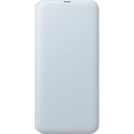 Samsung Flip Wallet Cover Galaxy A50 - White (EF-WA505PWEGWW)