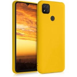 KW TPU Silicone Case Xiaomi Redmi 9C - Honey Yellow (52850.143)