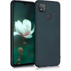 KW TPU Silicone Case Xiaomi Redmi 9C - Metallic Teal (53273.14)