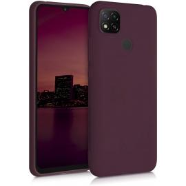 KW TPU Silicone Case Xiaomi Redmi 9C - Tawny Red (52850.190)