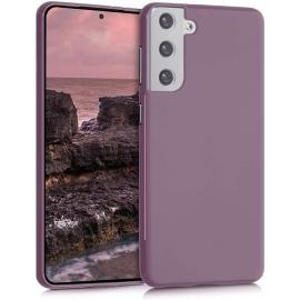KW TPU Silicone Case Samsung Galaxy S21 Plus - Grape Purple (54065.181)