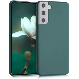 KW TPU Silicone Case Samsung Galaxy S21 Plus - Blue Green (54065.171)