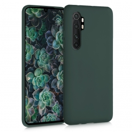 KW TPU Silicone Case Xiaomi Mi Note 10 Lite - Moss Green (52443.169)