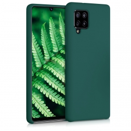 KW TPU Soft Flexible Rubber Samsung Galaxy A42 5G - Turquoise Green (53812.184)