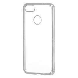 OEM ELECTRO Jelly Case Huawei P9 Lite Mini - Silver