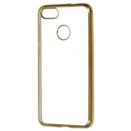 OEM ELECTRO Jelly Case Huawei P9 Lite Mini - Gold