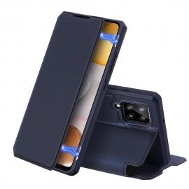 DuxDucis Skin X Bookcase Samsung Galaxy A42 5G - Blue