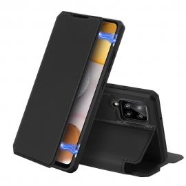DuxDucis Skin X Bookcase Samsung Galaxy A42 5G - Black