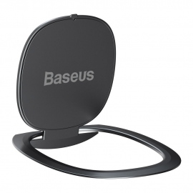 Baseus Ultrathin Self-Adhesive Ring Holder - Gray (SUYB-0A)