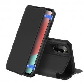DuxDucis Skin X Bookcase Samsung Galaxy A41 - Black