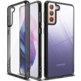 Ringke Fusion Samsung Galaxy S21 5G - Smoke Black