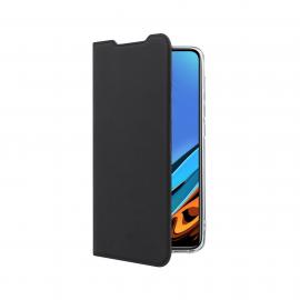 Vivid Book Case Xiaomi Redmi 9T - Black (VIBOOK167BK)