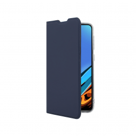 Vivid Book Case Xiaomi Redmi 9T - Blue (VIBOOK167BL)