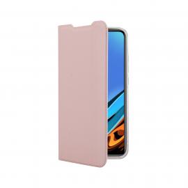 Vivid Book Case Xiaomi Redmi 9T / Poco M3 - Rose Gold (VIBOOK167RG)