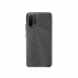Vivid Gelly Case Xiaomi Redmi 9T / Poco M3 - Transparent (VIGELLY167TN)