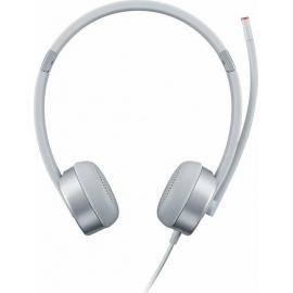 Lenovo 100 Stereo Analog Headset White