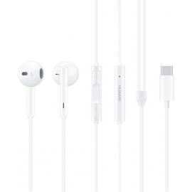 Huawei Handsfree Classic Earphones CM 33 (USB-C Edition) - White (55030088)