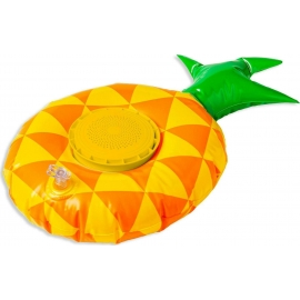 Celly Pool Speaker Pineapple 3W - Yellow (POOLPINEAPPLE)