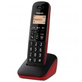 Panasonic Dect KX-TGB610GR Red