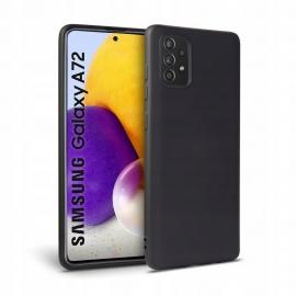Tech-Protect Icon TPU Case Samsung Galaxy A72 - Black