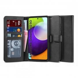 "Tech-Protect Wallet Case ""2"" Samsung Galaxy A52 - Black"