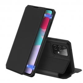DuxDucis Skin X Bookcase Samsung Galaxy A52 5G - Black