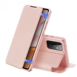 DuxDucis Skin X Bookcase Samsung Galaxy A72 - Pink