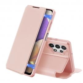 DuxDucis Skin X Bookcase Samsung Galaxy A32 5G - Pink