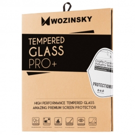 WOZINSKY Tempered Glass 9H PRO+ screen protector iPad Air 2 1 / iPad Pro 9.7 / iPad 9.7 2017 / iPad 9.7 2018