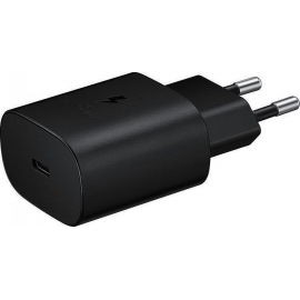 Samsung Fast Travel Charger 25W Type C - Black (EP-TA800NBEGEU)