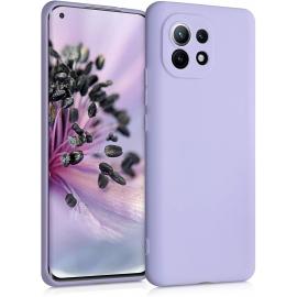 KW TPU Silicone Case Xiaomi Mi 11 - Lavender (54188.108)