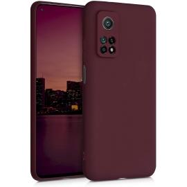 KW TPU Silicone Case Xiaomi Mi 10T / Mi 10T Pro - Tawny Red (53614.190)