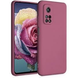 KW TPU Silicone Case Xiaomi Mi 10T / Mi 10T Pro - Deep Rusty Rose (53614.167)