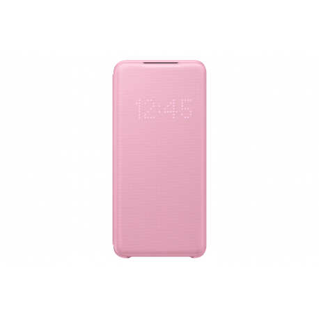 Samsung Led View Cover S20 - Pink (EF-NG980PPEGEU)