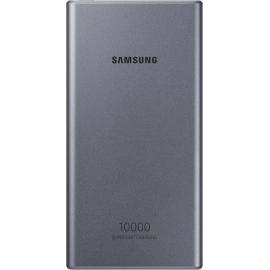 Samsung Fast External Battery Pack 25W Type C 10.000mAh Dark Gray