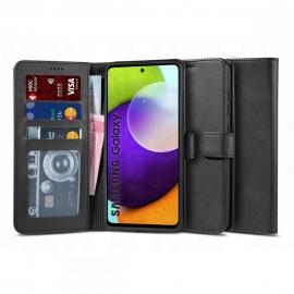 "Tech-Protect Wallet Case ""2"" Samsung Galaxy A72 - Black"