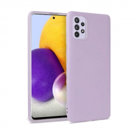 Tech-Protect Icon TPU Case Samsung Galaxy A72 - Violet